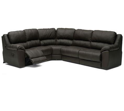 sofa seccional tela sala seccional sofa cama doble reclinable palliser benson