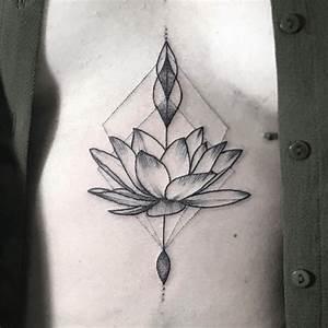 Fleur Lotus Tatouage : tatouage fleur de nenuphar teuk ~ Mglfilm.com Idées de Décoration