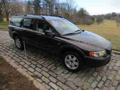 volvo   seat manual  volvo  xc awd
