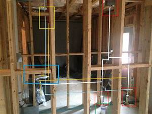 basement bathroom rough in questions With basement stubbed for bathroom