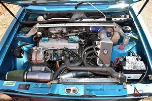 Golf Mk1 Gti G60 Supercharged   Chargecooled 1983 One Of