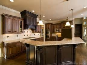 kitchen stencil ideas pictures of kitchens traditional medium wood cabinets brown page 3