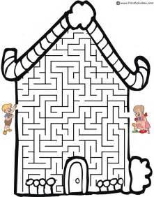 Hansel and Gretel Maze