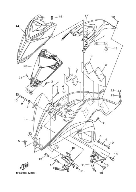 2007 yamaha raptor 700r wiring diagram 2007 yamaha yfm350