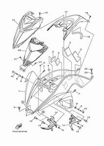 Yamaha Rhino 450 Parts Diagram
