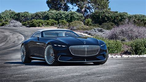 maybach car mercedes benz 2018 vision mercedes maybach 6 cabriolet 6 wallpaper hd