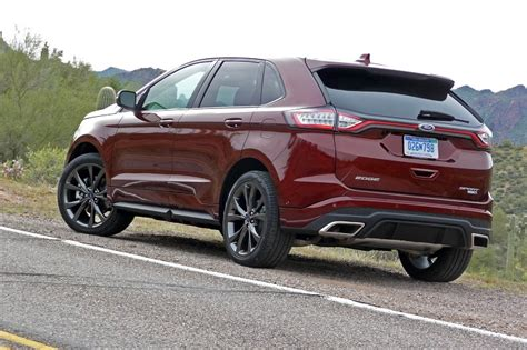 redesign your 2018 ford edge sport redesign changes price engine