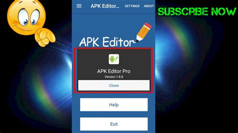 how to apk editor pro 2018 for free