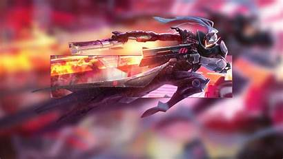 Lucian Legends League Insane Project Lol Wallpapers