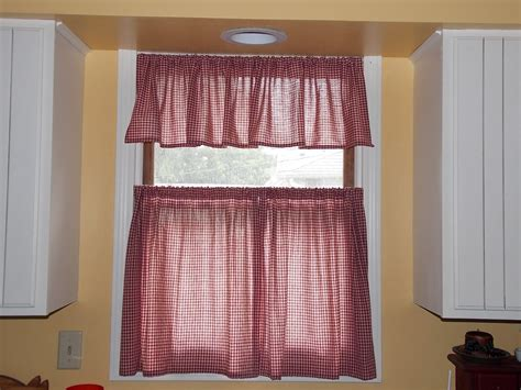 curtain interior home decorating ideas with cafe