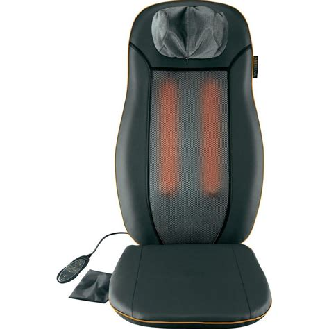siege massant medisana fauteuil massant medisana mcn shiatsu massagesitzauflage