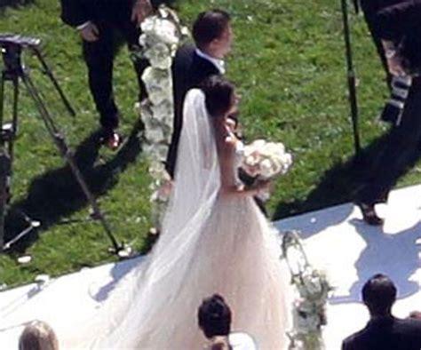Channing Tatum And Jenna Dewan Tie The Knot!