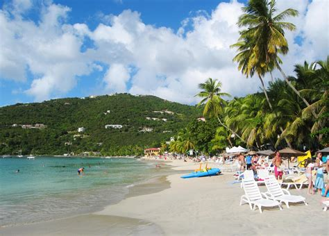 Cane Garden Bay Tortola-cane Garden Bay Beaches