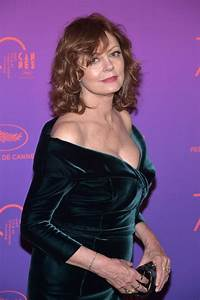 Susan Sarandon At 70th Cannes Film Festival - Celebzz
