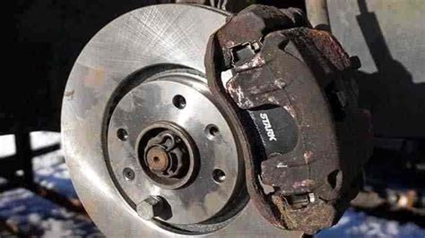 Symptoms And Causes Of Brake Caliper Sticking And Totally