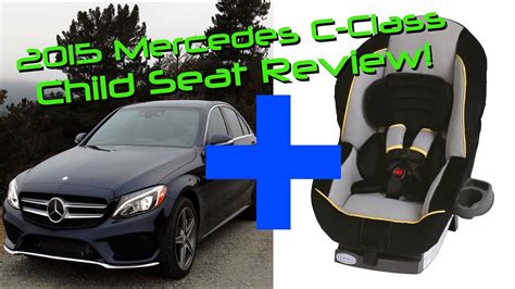 mercedes  class  matic child seat review youtube