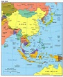 China Map Locations in Asia Area | China Map Cities, Tourist