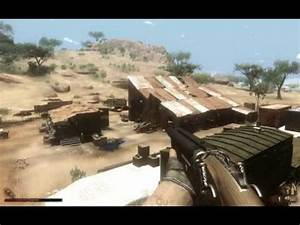 Far Cry 2 - Gameplay - Part 4 - Sniper rifle inaccuracy ...