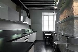 Appartement Contemporain : appartement contemporain paris le saint louis luciano abbaterusso ~ Melissatoandfro.com Idées de Décoration