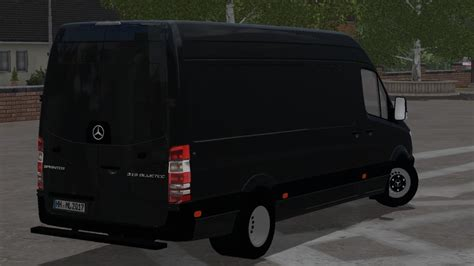 mercedes benz sprinter  facelift lwb   fs