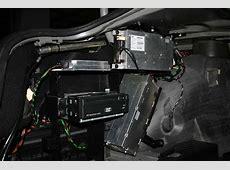 E65 voice control module, where is it!!! Please help me
