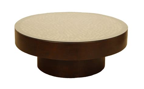 Round Coffee Table Fong Brothers Co Fb 5730 1 Round Coffee Table