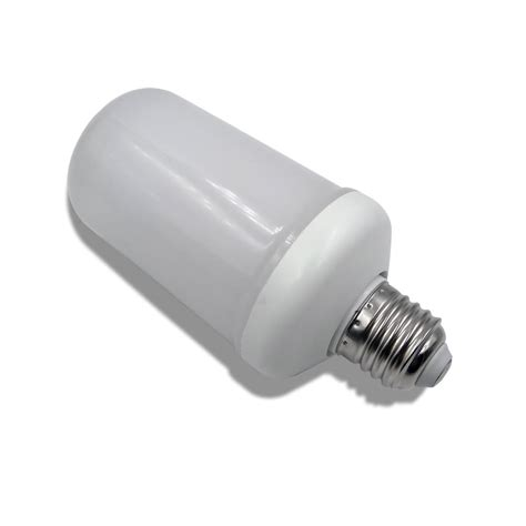 led flame effect light bulb the viral gadgets