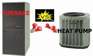 Heat Pump And A Furnace Differences