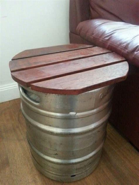 keg table ideas  pinterest diy keg