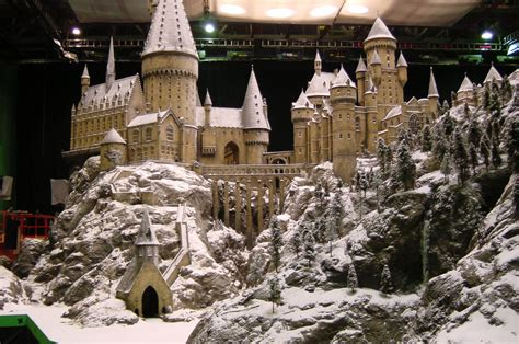 hogwarts castle blueprints   lens cinesites