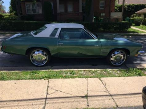 sell used a rare classic all american muscle car 1973