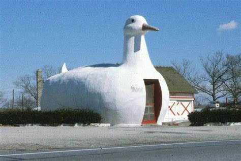 Check Out Long Island's Big Duck
