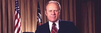 Gerald Ford - U.S. Presidents - HISTORY.com