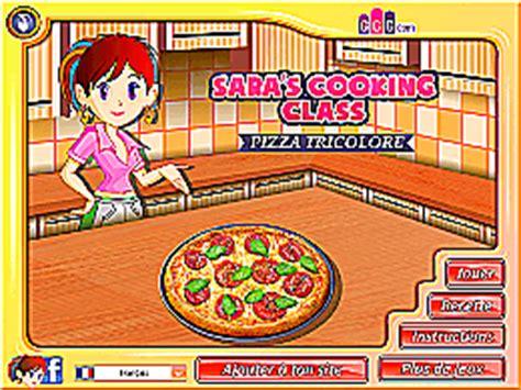 jeux fr cuisine pizza pizza tricolore école de cuisine de un des jeux