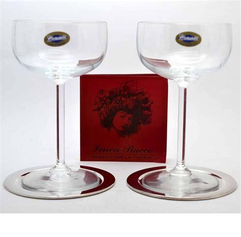 bicchieri da bicchieri da in cristallo coppia bicchieri e