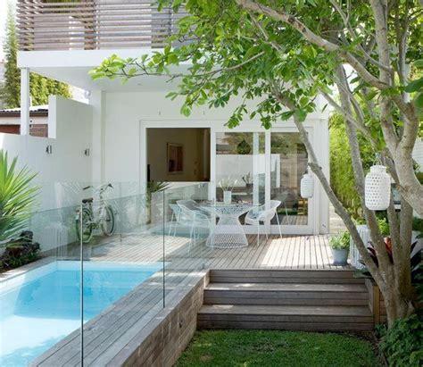 best 25 small backyard pools ideas on