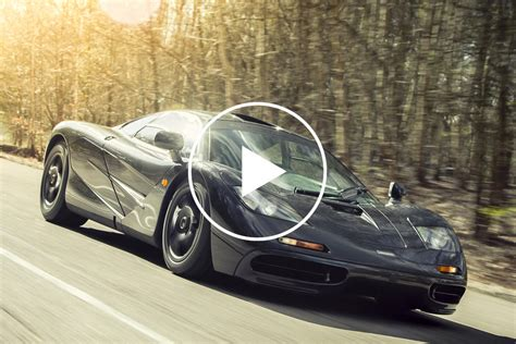 Mclaren F1 V12 by This Is The 650 Hp V12 Mclaren F1 Successor Carbuzz