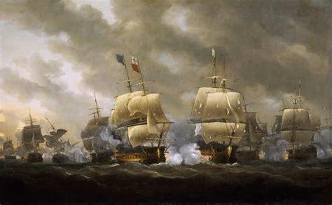 siege of battle of quiberon bay
