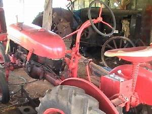 Farmall A Tractor 6 Volt Positive Ground Wiring Diagram