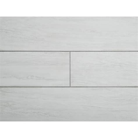 shop stainmaster  piece      groutable white waza