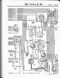 1965 Ford Galaxie Wiring Diagram  Ford Ranger 2005 Fuse