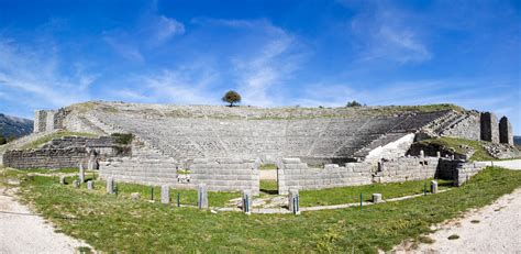 Archaeological Site Of Dodona