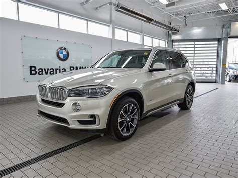 pre owned  bmw  xdrived luxury  suv