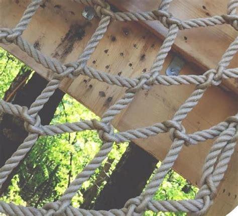 Climbing Nets  Grey River Netting  Manufacturer Of