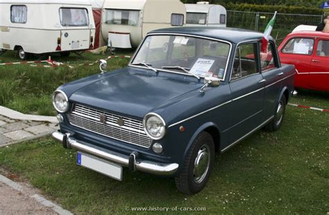 Fiat 1100d by 1966 Fiat 1100d Information And Photos Momentcar