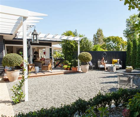an italian inspired garden in tauranga