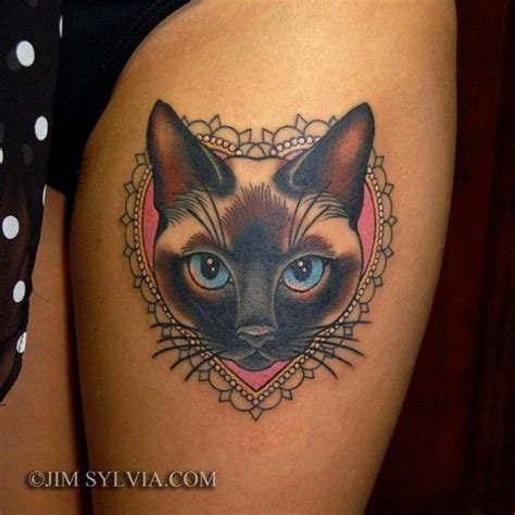 1000+ images about Cat Skulls on Pinterest | Original tattoos, Cat skull tattoo and All seeing