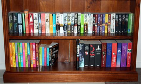 picture of bookshelf with books new bookcase all the books i can read