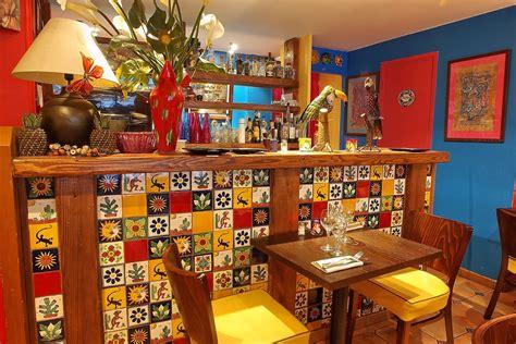 cuisine mexique decoration cuisine carrelage mural