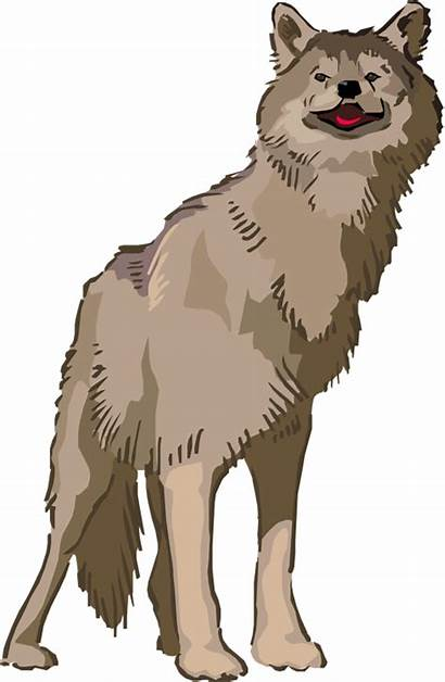 Wolf Clipart Animated Transparent Howling Mexican Clip